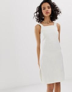 Платье Rusty heartbreaker-Белый