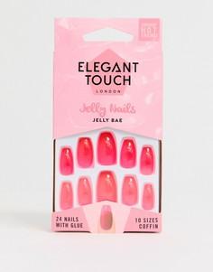 Накладные ногти Elegant Touch - Jelly Bae-Фиолетовый