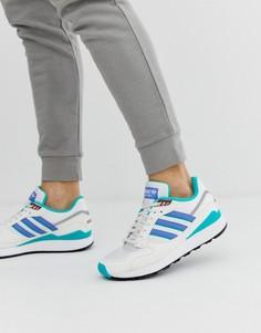 Белые кроссовки adidas Originals ultra tech-Белый