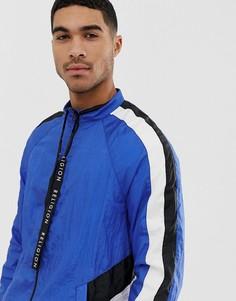 Спортивная куртка со вставками Religion-Синий