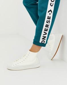 Белые кроссовки Converse Chuck Taylor Sasha Vintage-Белый
