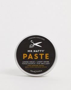 Паста для укладки волос Mr Natty-Бесцветный