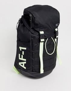Черный рюкзак Nike AF-1