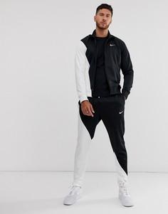 Джоггеры с логотипом Nike-Черный