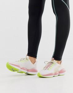 Розовые кроссовки Puma Training mode XT-Розовый