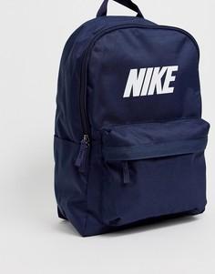 Темно-синий рюкзак Nike Heritage