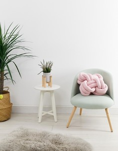 Розовая трикотажная подушка Chickidee-Розовый
