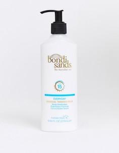 Молочко с эффектом постепенного загара для ежедневного использования Bondi Sands SPF 15, 275 мл-Бесцветный