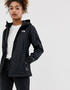 Черная куртка The North Face Quest-Черный