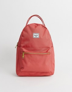 Розовый маленький рюкзак Herschel Nova
