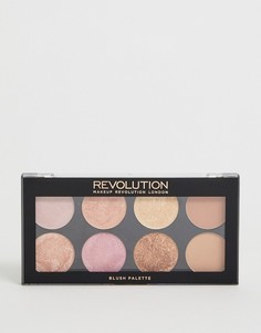 Набор румян и хайлайтеров Revolution Golden Sugar 2 Rose Gold-Мульти
