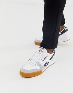 Белые кроссовки Reebok Classics Phase 1 Pro Mu-Белый