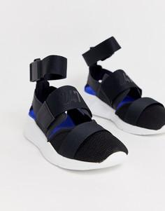 Черные кроссовки-сандалии New Balance 247-Черный