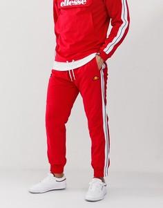 Красные спортивные штаны ellesse Typhoon-Красный