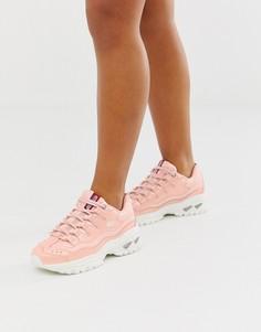 Розовые кроссовки Skechers Energy-Розовый