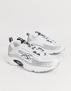Белые кроссовки Reebok dmx series 2k-Белый