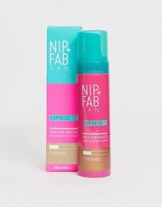 Автозагар-мусс Nip+Fab Express - Карамель 150 мл-Бесцветный