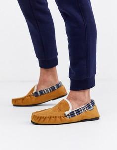 Светло-коричневые слиперы Dunlop-Светло-коричневый