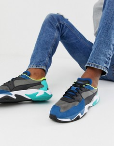 Разноцветные кроссовки Puma Storm Origin-Мульти