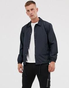Легкая спортивная куртка French Connection-Темно-синий