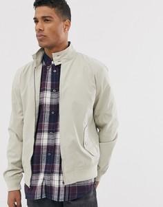 Легкая куртка Харрингтон French Connection-Серый