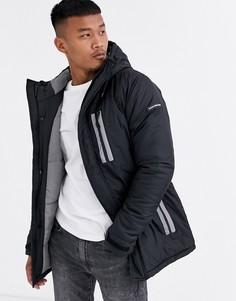 Черная куртка с капюшоном Good For Nothing-Черный