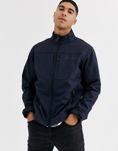 Темно-синяя мягкая куртка Free Country-Темно-синий