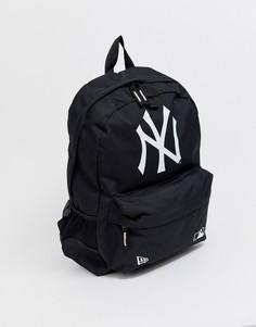 Черный рюкзак New Era MLB NY