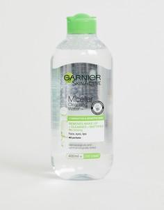 Очищающая мицеллярная вода для комбинированной кожи Garnier, 400 мл-Бесцветный