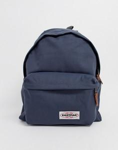 Уплотненный синий рюкзак Eastpak - 24 л-Серый