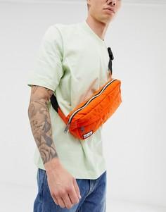 Оранжевая нейлоновая сумка через плечо Mi-Pac - 3 л-Оранжевый