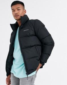 Черная дутая куртка Good For Nothing-Черный