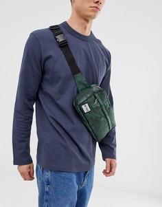 Сумка через плечо с камуфляжным принтом Mi-Pac - 3 л-Зеленый
