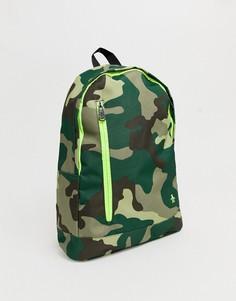 Рюкзак с камуфляжным принтом Original Penguin-Зеленый