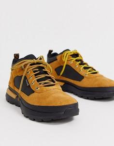 Низкие походные ботинки Timberland-Бежевый
