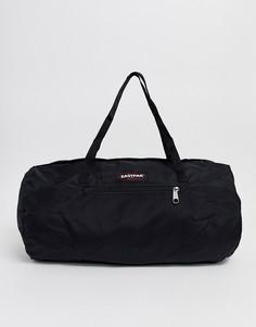Черная складная сумка Eastpak-Черный