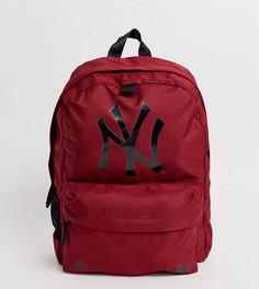 Рюкзак ягодного цвета New Era NY-Красный