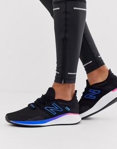 Черные кроссовки New Balance Running roav-Черный