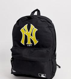 Эксклюзивный черный рюкзак с логотипом New Era NY