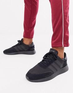 Кроссовки adidas I-5923-Черный