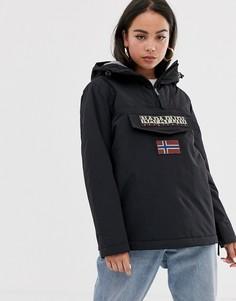 Черная куртка Napapijri Rainforest Winter 3-Черный