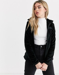 Черная куртка The North Face Osito-Черный
