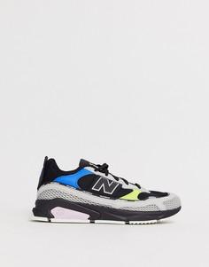 Черные кроссовки New Balance X-Racer-Черный