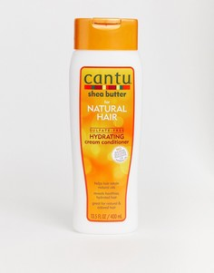 Увлажняющий безсульфатный крем-кондиционер для волос с маслом ши Cantu - 400 мл-Бесцветный