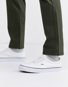 Белые кроссовки Vans Era true-Белый