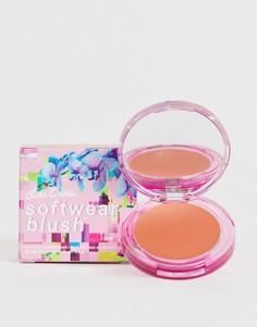 Румяна Lime Crime Soft Matte Softwear - Digital Peach-Розовый