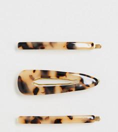 Набор заколок для волос Orelia-Золотой