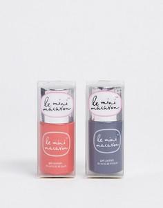 Эксклюзивный набор из двух гелевых лаков для ногтей Le Mini Macaron X ASOS - Blood Orange + Black Sesame, СКИДКА 20%-Мульти