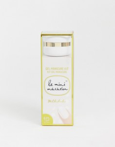 Маникюрный набор Le Mini Macaron Gel - Milkshake-Белый