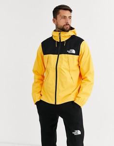 Желтая куртка The North Face - 1990 Mountain Q-Желтый